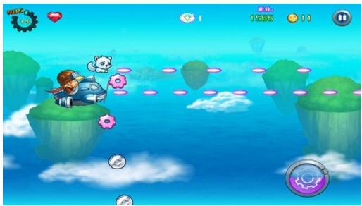 游戏介绍 天天飞机大战hd是一款轻松好玩的