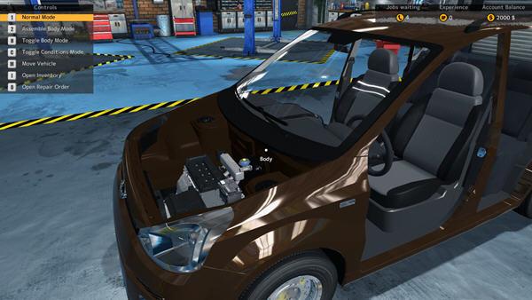 汽车修理工模拟2015截图2