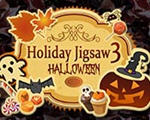 假日拼图:万圣节3Holiday Jigsaw Halloween 3