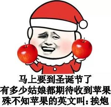 圣诞节暴漫表情包12p图片
