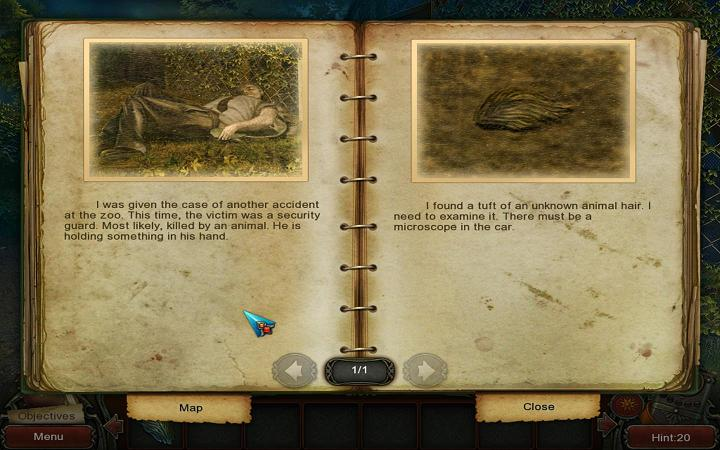 艾什莉克拉克:古庙的秘密截图2