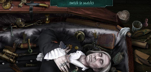 暗黑情缘:吸血鬼之恋截图2