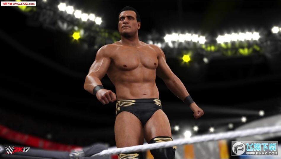 WWE2K17截图0