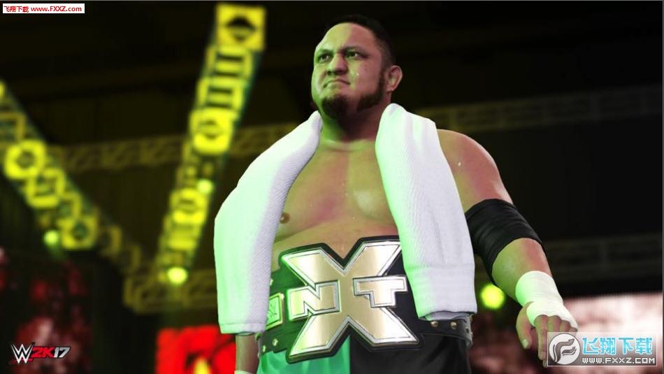 WWE2K17截图5