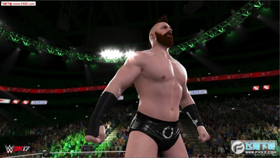 WWE2K17截图6