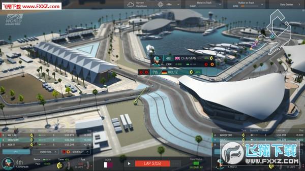 赛车经理(Motorsport Manager)截图2