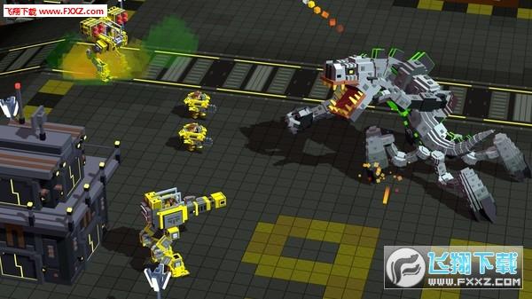 8位侵略者(8-Bit Invaders)截图1