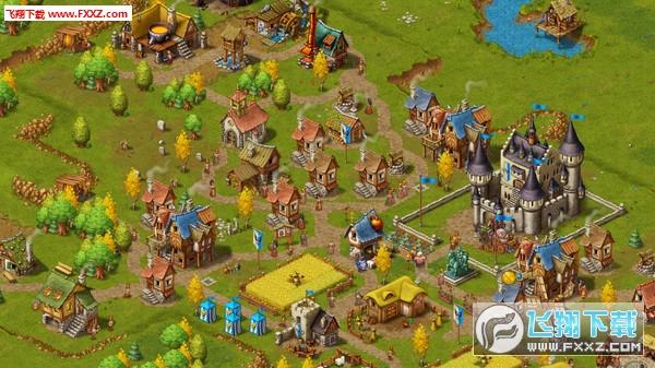 家园(Townsmen)截图3