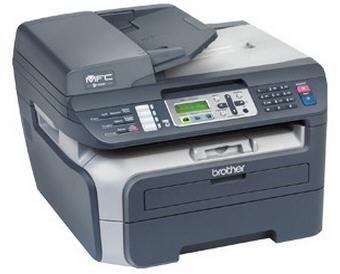 兄弟7840打印机驱动