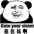 金馆长QQ表情熊猫版