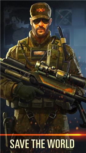 狙击手X:击杀确认无限金币破解版|狙击手X:击