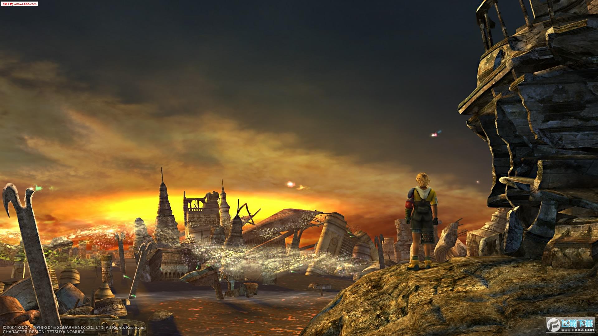 最终幻想10/10-2高清重制版(FINAL FANTASY X/X-2 HD Remaster)截图2