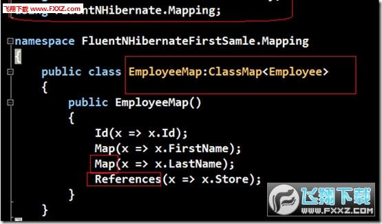 下载地址 fluent nhibernate 小提示:使用 迅雷 可以达到最佳下载速度