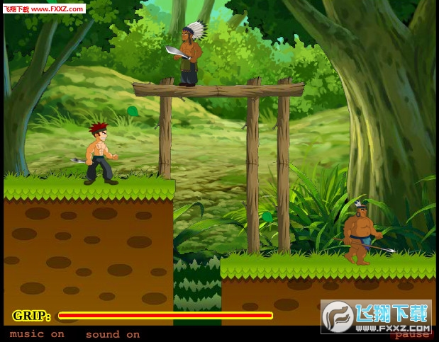 丛林杀手Jungle Assassin截图2