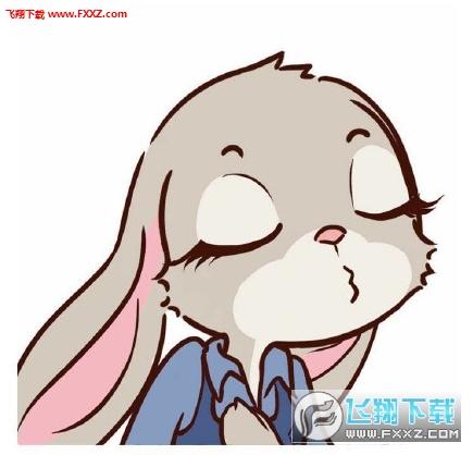 狐狸兔子情侣头像手机桌面全集下载|疯狂动物城狐狸