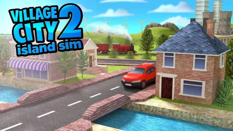 模拟岛屿城市建设2无限金币版|模拟岛屿城市建设2
