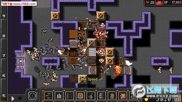 地牢战争(Dungeon Warfare)截图0