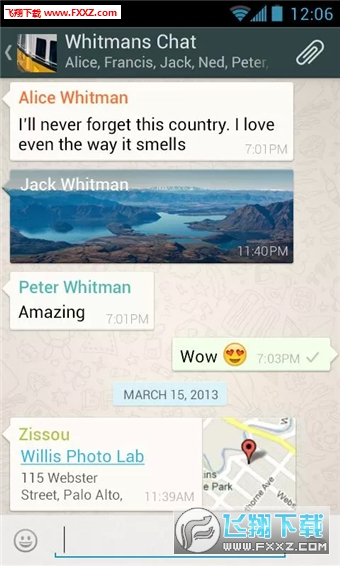 WhatsApp聊天软件下载 谷歌WhatsApp官方最