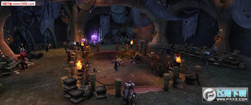 魔兽世界职业大厅全部职业大厅一览