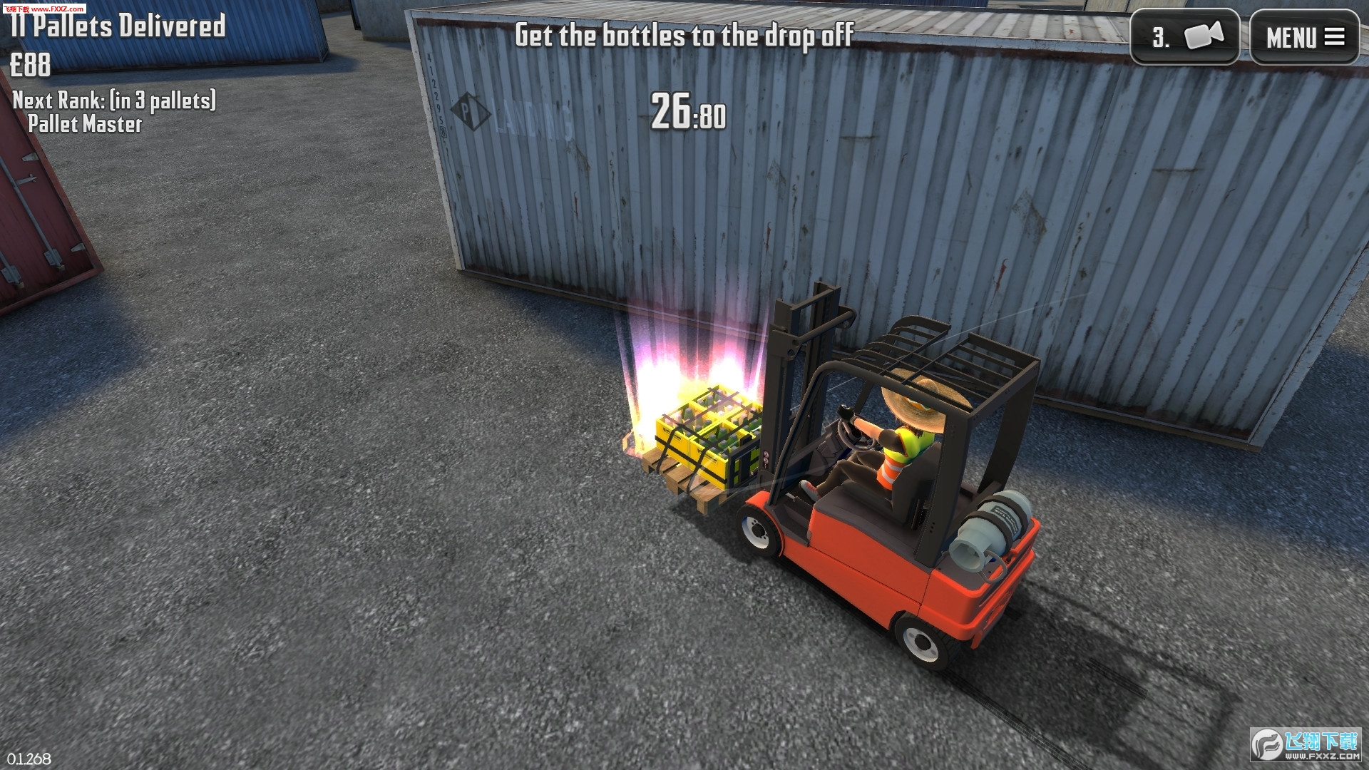 极限叉车2(Extreme Forklifting 2)截图4