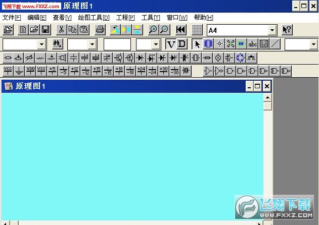 除了基本的点、面、线、圆等符号外,还内置了非常丰富的坐标符号、电路符号、化学器皿符号等,可以用来非常方便地绘制各种简单的数轴、物理电路图,化学仪器示意图,也可以用来设计各种流程图。除此以外,该软件也支持在图中任意添加、修改文字,网格的设计背景也能帮助你很好地把握图形的布局。 完成图形设计后,可以按Ctrl+Shint+C组合键将整个图形以位图的方式复制到了剪贴板,以便于下一步使用。 绘图助手怎么画二极管: 画个二极管,然后加一条线进去,就是单向硅了,两个二极管,反方向连接,加一条线进去,就是双向硅了,如