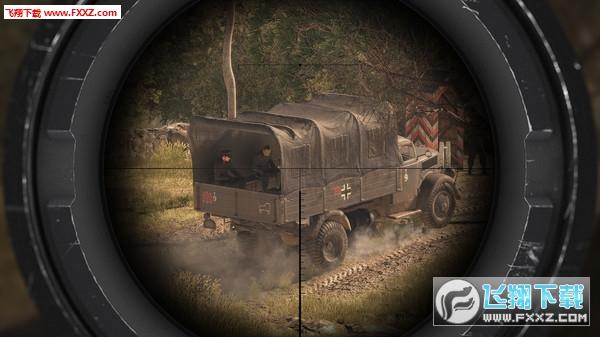 狙击精英4(Sniper Elite 4)截图2