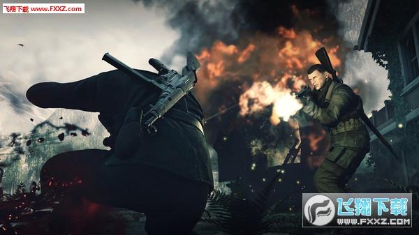 狙击精英4(Sniper Elite 4)截图5