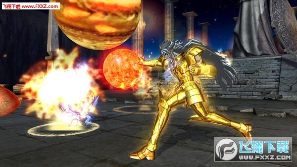 圣斗士星矢:勇士之魂截图4