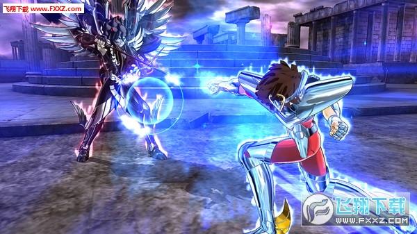 圣斗士星矢:勇士之魂截图6