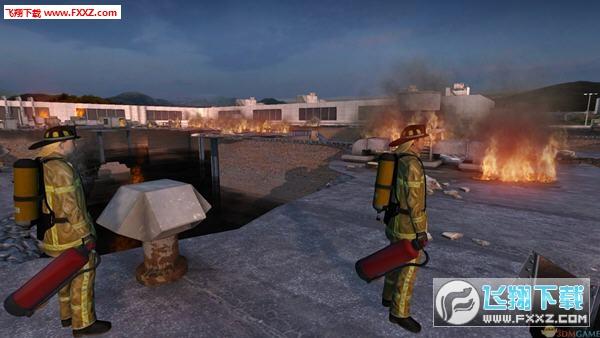 机场消防人员模拟截图0