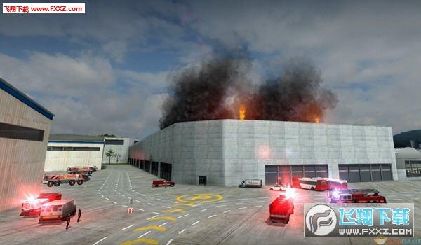 机场消防人员模拟截图2