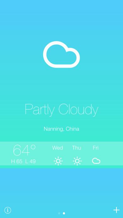 美妙天气ios版下载 美妙天气苹果版v1.0官方版下载