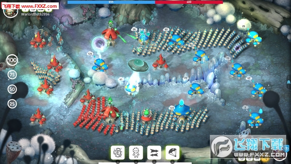 蘑菇战争2(Mushroom Wars 2)截图1