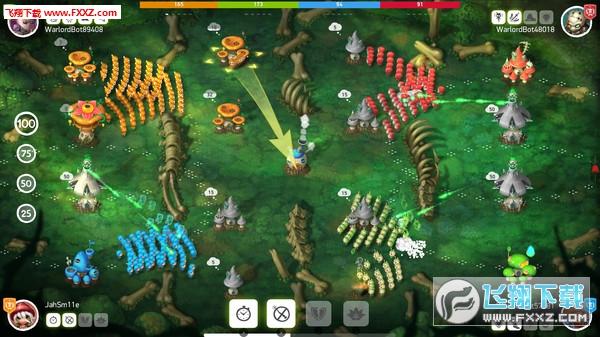 蘑菇战争2(Mushroom Wars 2)截图2