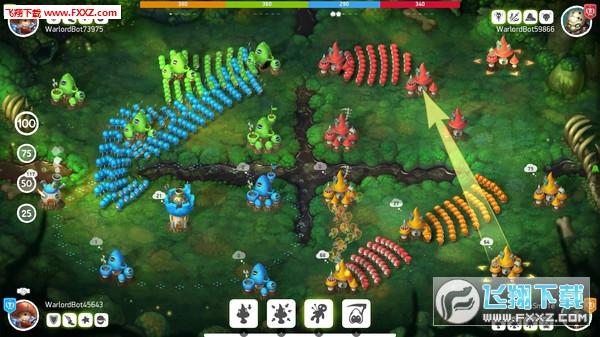 蘑菇战争2(Mushroom Wars 2)截图3