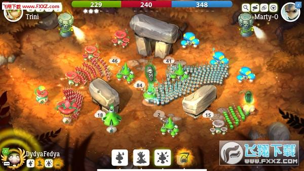 蘑菇战争2(Mushroom Wars 2)截图5