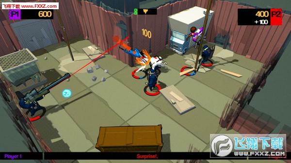 Deadbeat Heroes截图0