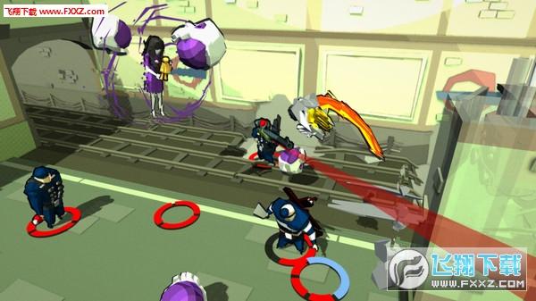 Deadbeat Heroes截图1