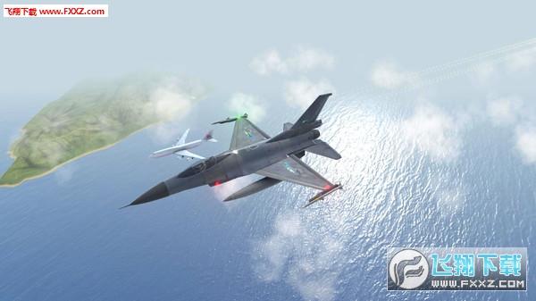 起飞:飞行模拟截图1