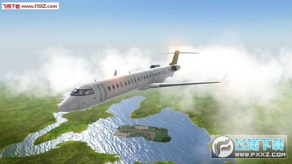起飞:飞行模拟截图2
