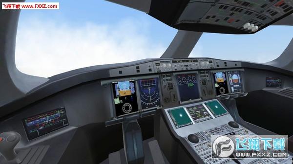 起飞:飞行模拟截图4