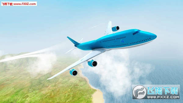 起飞:飞行模拟截图6
