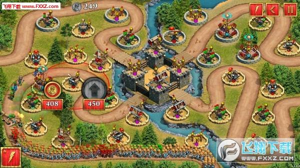 英国罗马防御战截图0