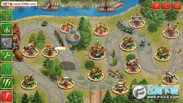 英国罗马防御战截图2