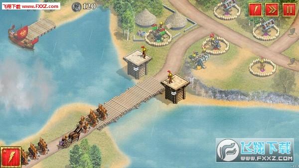 英国罗马防御战截图3
