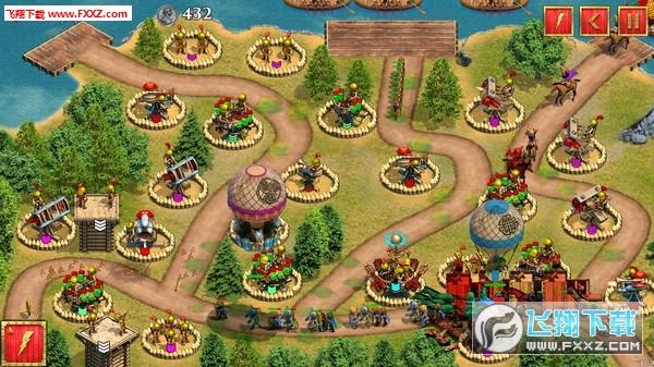 英国罗马防御战截图4
