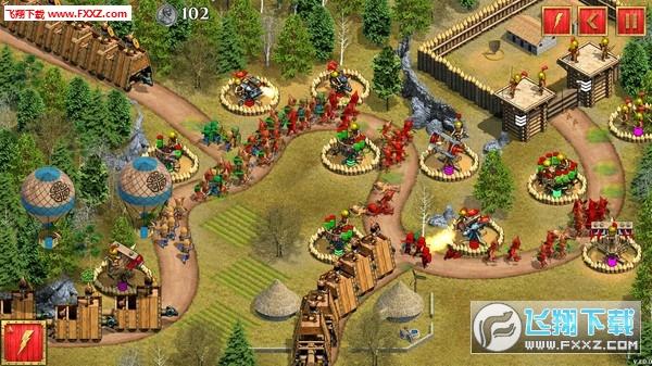 英国罗马防御战截图6