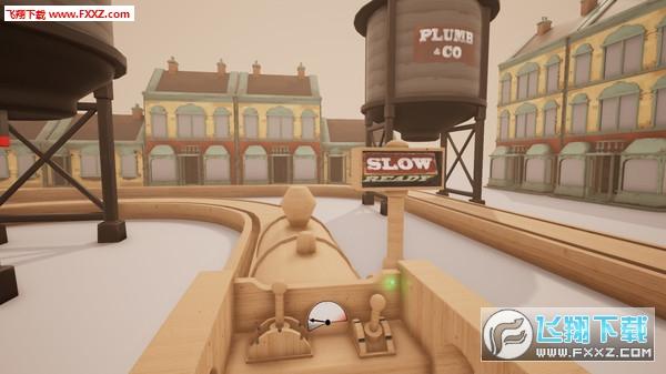 轨道:火车游戏截图1