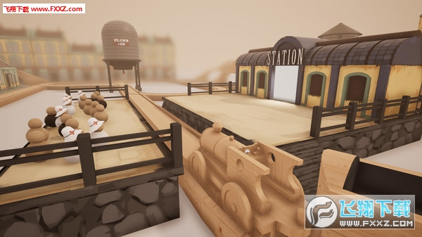 轨道:火车游戏截图2