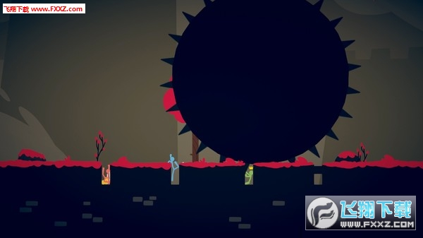 Stick Fight: The Game截图0